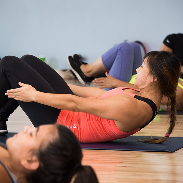 HIIT Classes at In-Shape