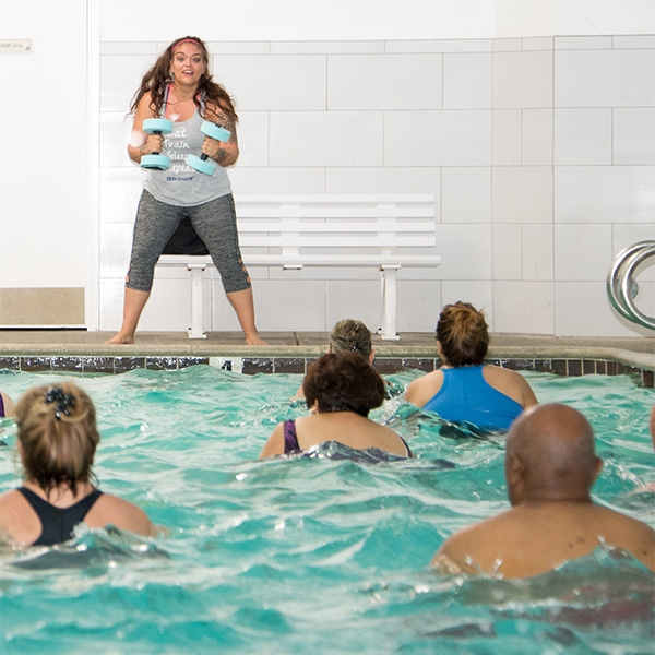 Cardio Classes at In-Shape