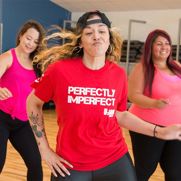 Dance Classes at In-Shape